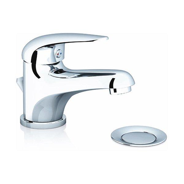robinet sur pied de lavabo suzan avec vidange ravak a s. Black Bedroom Furniture Sets. Home Design Ideas